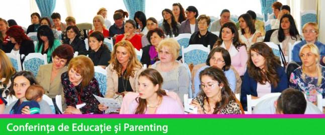 Conferinta de Educatie si Parenting, editia I