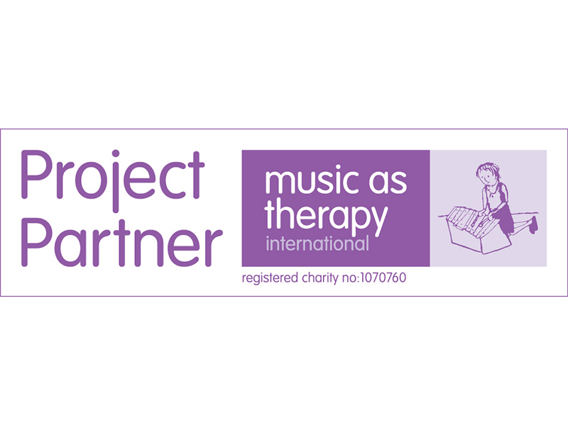 Project partner music as therapy